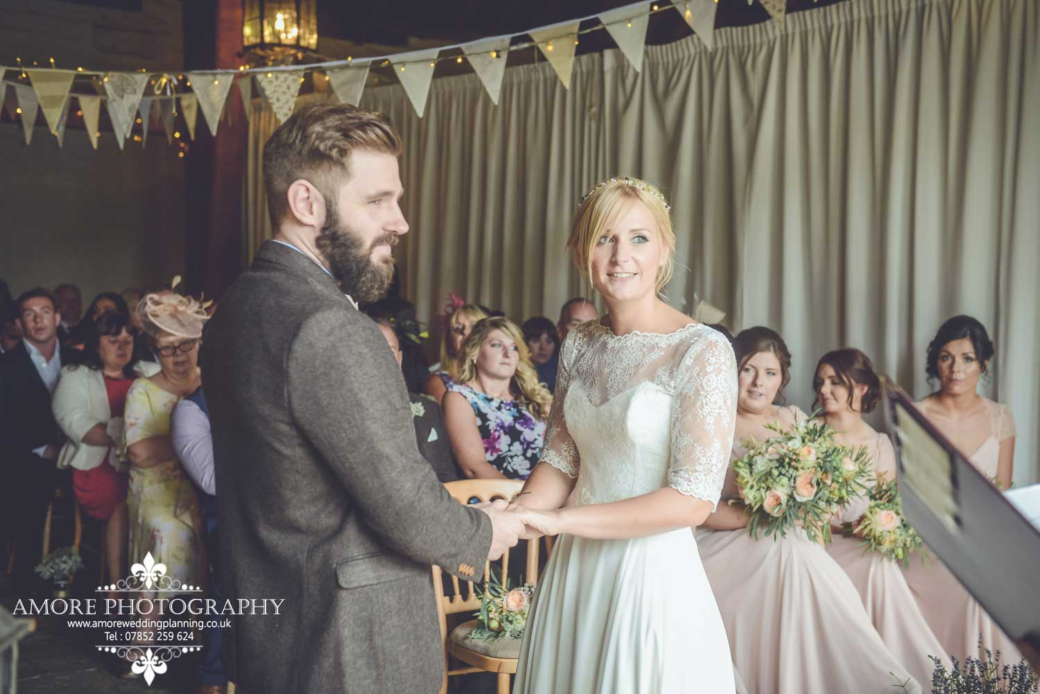 Vintage Wedding Photographer Wakefield North Yorkshire Leeds Wedding Photography Vintage Rustic Barn Weddings (58)