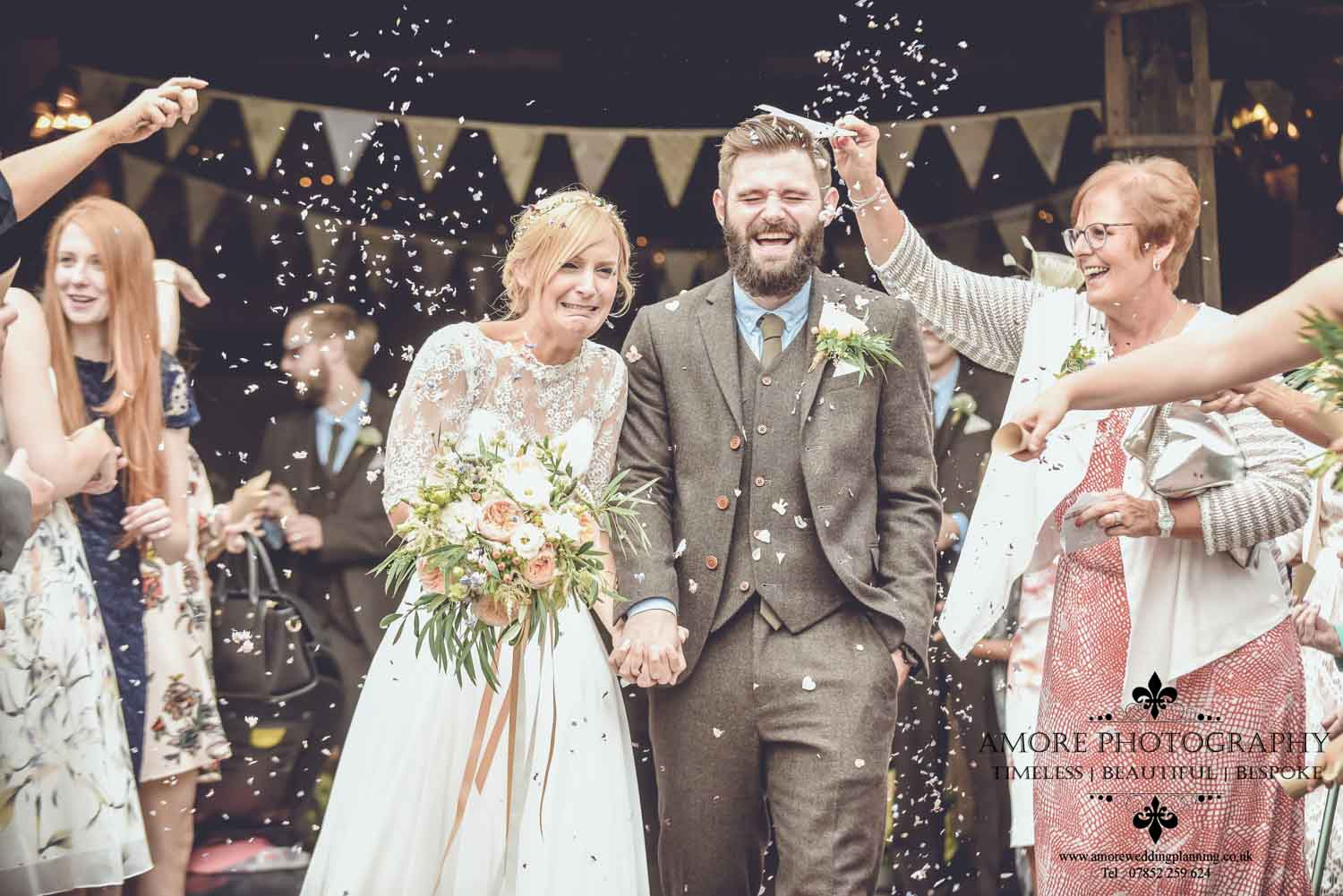 Vintage Wedding Photographer Wakefield North Yorkshire Leeds Wedding Photography Vintage Rustic Barn Weddings (70)
