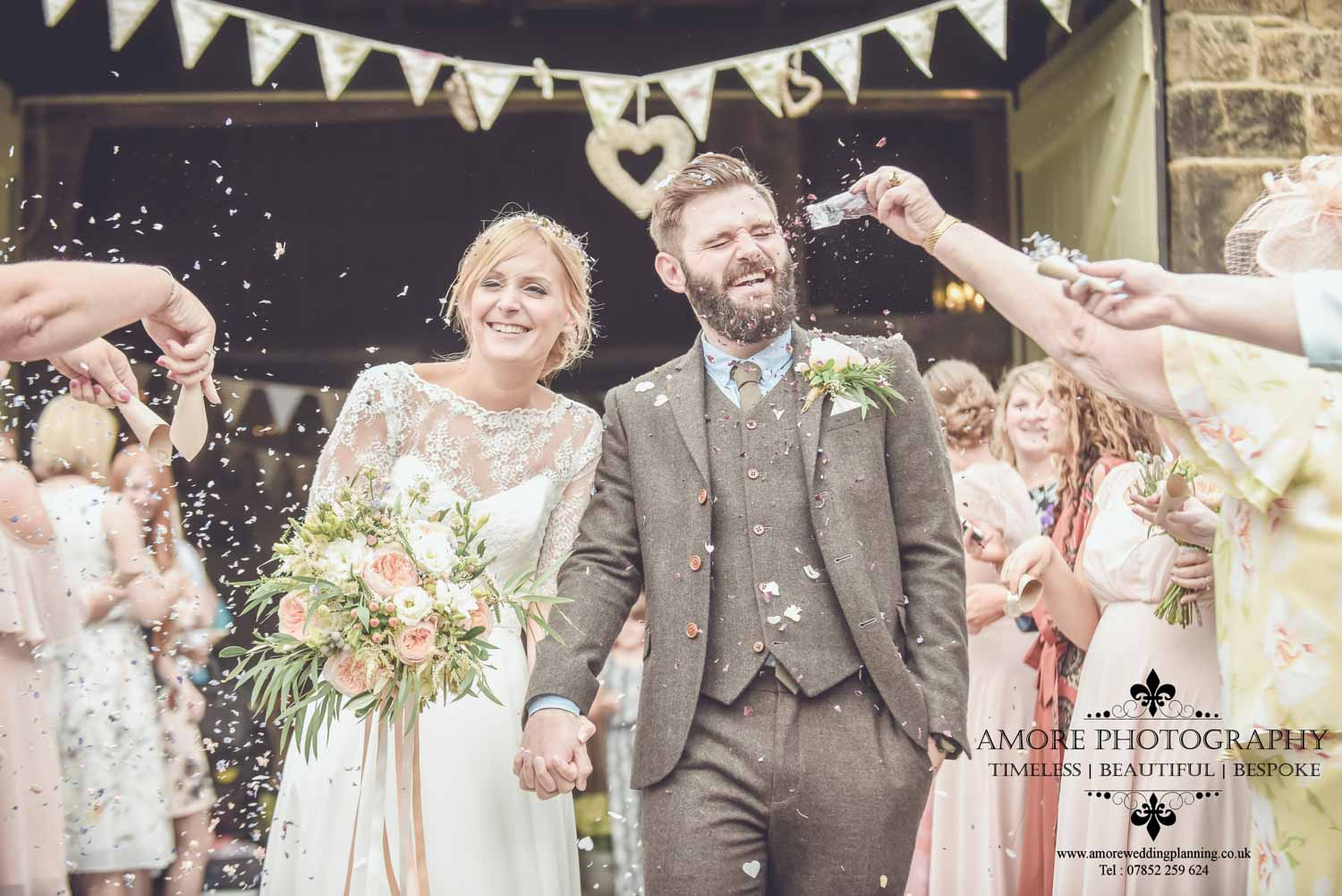 Vintage Wedding Photographer Wakefield North Yorkshire Leeds Wedding Photography Vintage Rustic Barn Weddings (72)